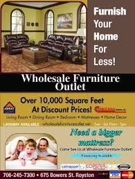 furniture outlet in royston georgia