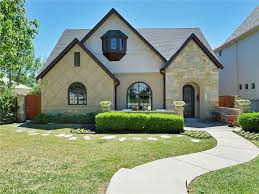 fort worth tudor style homes for sale