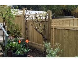 Fence Panels With Trellis Square Trellis Jacksons Fencing