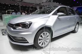 volkswagen ameo market launch of vw ameo to take place in mid 2016