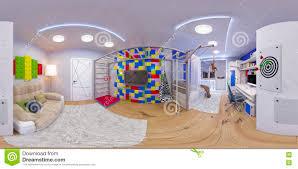 panorama children u0027s playroom stock photo image 61888985