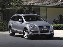 Audi Q7 Modified - audi q7 car technical data car specifications vehicle fuel