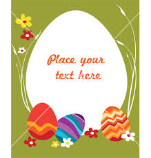 free easter cards easter card template pertamini co