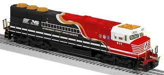 Southern Comfort Norfolk Model Train Specials Lionel 6 83422 Norfolk Southern Sd60e 911