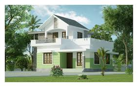 house plans in kerala with estimate kerala budget house 1161 sqft with estimate kerala house plans