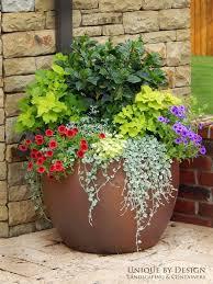 Unique Plant Pots 207 Best Outdoor Flower Pots Images On Pinterest Pots Gardening