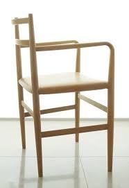 jin kuramoto revives shaker style for arflex u0027s root chair
