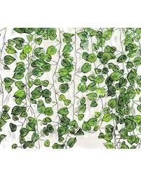holiday savings on artificial ivy vine leaf foliage flower plants