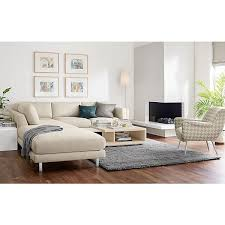 Reese Sofa Room And Board 50 Best Living Room Sectionals Images On Pinterest Sectional
