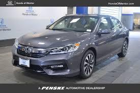 honda accord hybrid 2013 2017 used honda accord hybrid sedan at honda of mentor serving
