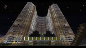 amazing minecraft modern hotel xbox 360 editon youtube