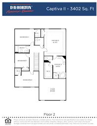 floor plans florida dr horton floor plans florida captiva ii 3 403 sq ft 5 3 valine