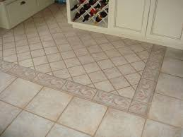 contemporary floor tiles for kitchen dark ideas ocean pebble tile