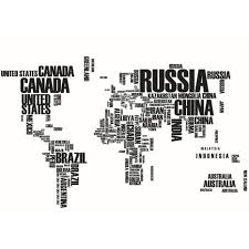 woods wall murals reviews online shopping woods wall murals black letters world map removable vinyl decal art mural wall paper