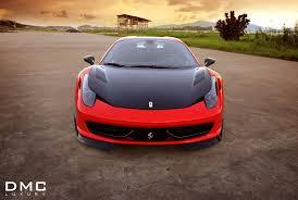 Ferrari California Body Kit - dmc elegante carbon fiber body kit for the ferrari 458 italia