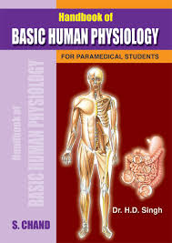 Human Physiology And Anatomy Book Handbook Of Basic Human Physiology By H D Singh