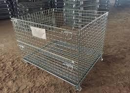 rete metallica per gabbie multi gabbia pallet metallo di colore gabbie galvanizzate