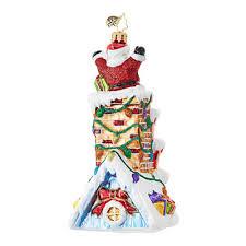 christopher radko santa claus ornaments official radko retailer