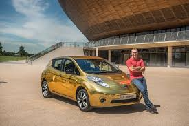 nissan rio nissan to giveaway golden leafs to its athlete ambassadors who win