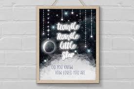 twinkle twinkle little star nursery decor palmyralibrary org
