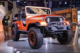 jeep forward control sema mopar u0027s new hemi crate engine kit opens up a world of possibilities