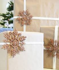 gift wrap christmas 18 brown paper christmas gift wrapping ideas stayglam