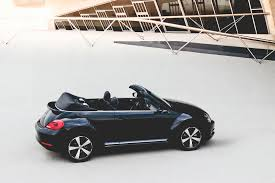 volkswagen beetle front view special vw beetle u201cexclusive u201d models introduced for europe car