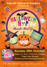 monster mash halloween halloween hop monster mash up the jam house edinburgh sun