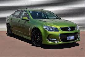 Seeking Vf 2016 Holden Commodore Vf Ii My16 Ss V Redline Green 6 Speed Sports