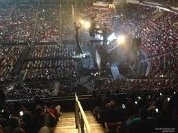 toyota area toyota center section 407 concert seating rateyourseats com