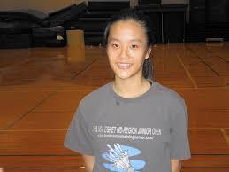 ho lauren ho of neuqua valley aims to make history at badminton state
