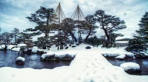 kenrokuen garden winter 4k hd desktop wallpaper for 4k ultra hd