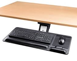 Computer Desk With Adjustable Keyboard Tray Adjustable Keyboard Tray Ergonomic Design Standard