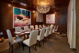Private Dining Rooms Dc Lounge Fiola Restaurant
