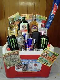 Tequila Gift Basket Diy Gift Baskets For Men Google Search Gift Baskets
