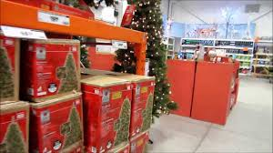 Home Depot Inflatable Christmas Decorations Christmas Decor Shopping At Home Depot And Wal Mart Mini Haul