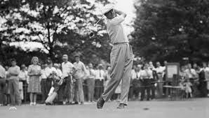 today in golf history byron nelson starts his streak of 11 wins