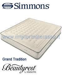 materasso simmons opinioni materasso simmons grand tradition i materassi degli hotel a 5 stelle