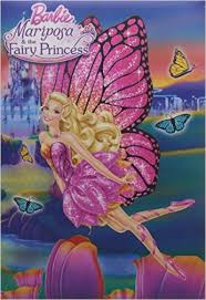 barbie mariposa fairy princess vidya bookstore