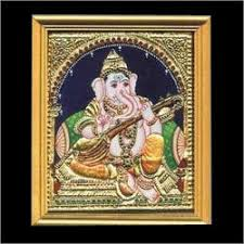 tanjore paintings manufacturers u0026 suppliers of thanjavur