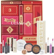 beauty advent calendar ulta 12 days of beauty advent calendar for 2016 musings