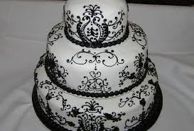 black and white wedding cakes artistic wedding cake cakes on the move