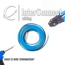 what is a wire termination interconnect wiring