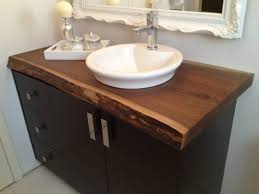 Furniture Vanity Table Bathroom Reclaimed Pine Bathroom Vanity Rustic Vanity Table