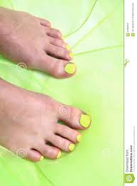 womens legs with nice nails pedicure stock photo image 61983570
