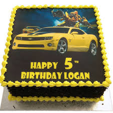 transformers birthday cakes bumblebee transformers birthday cake flecks cakes