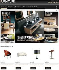 theme furniture 14 fantastic ecommerce templates themes for furniture websites