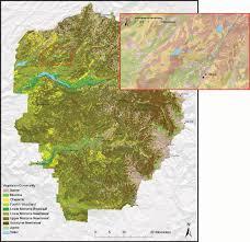 Oregon vegetaion images Checklist of online vegetation and plant distribution maps jpg