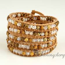 bracelet handmade jewelry images Wholesale wrap bracelets leather jewelry bracelet wrap woven jpg