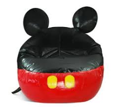 Mickey Mouse Chairs 5 Fun Bean Bag Chairs For Kids Kidpep